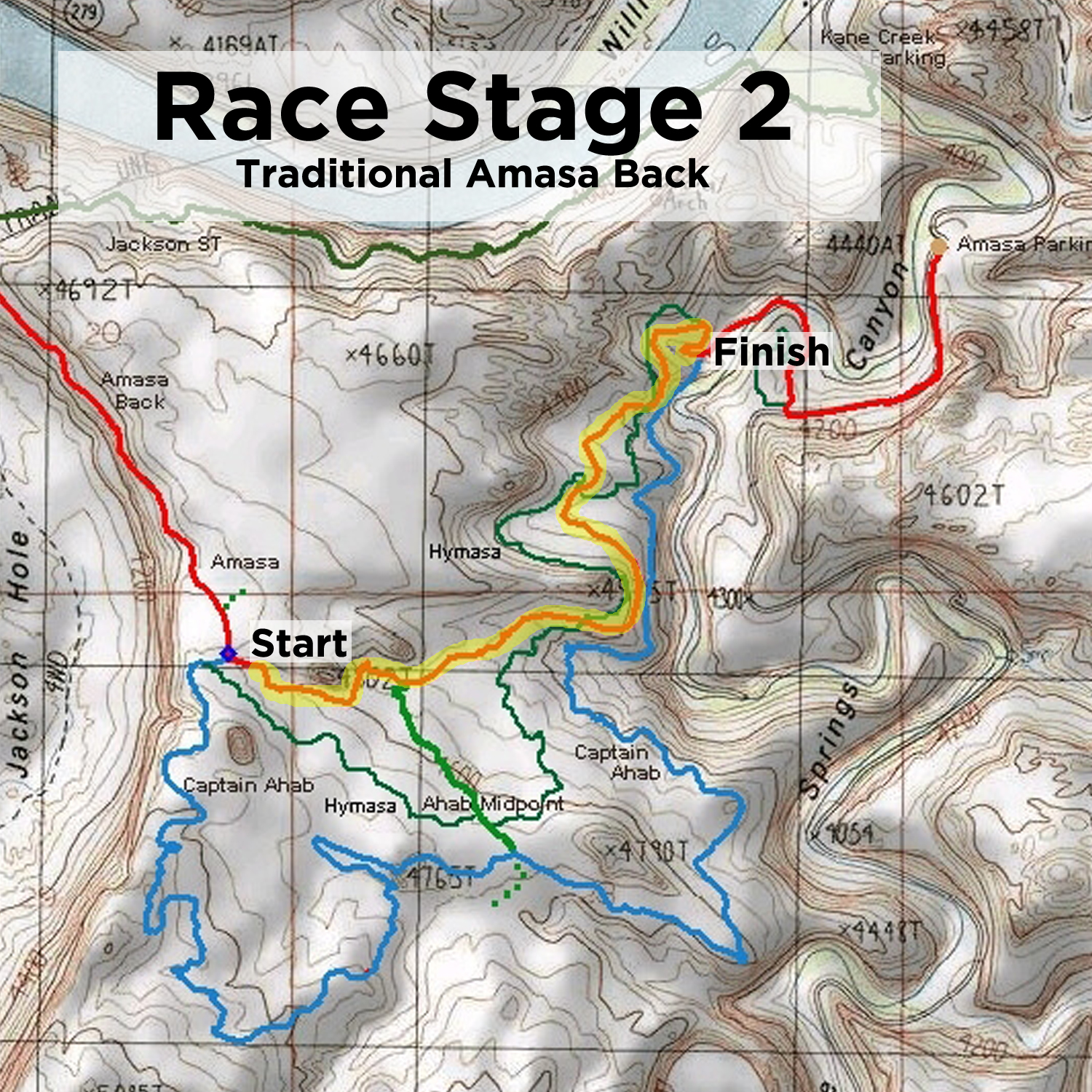2015 Real Race stage 2