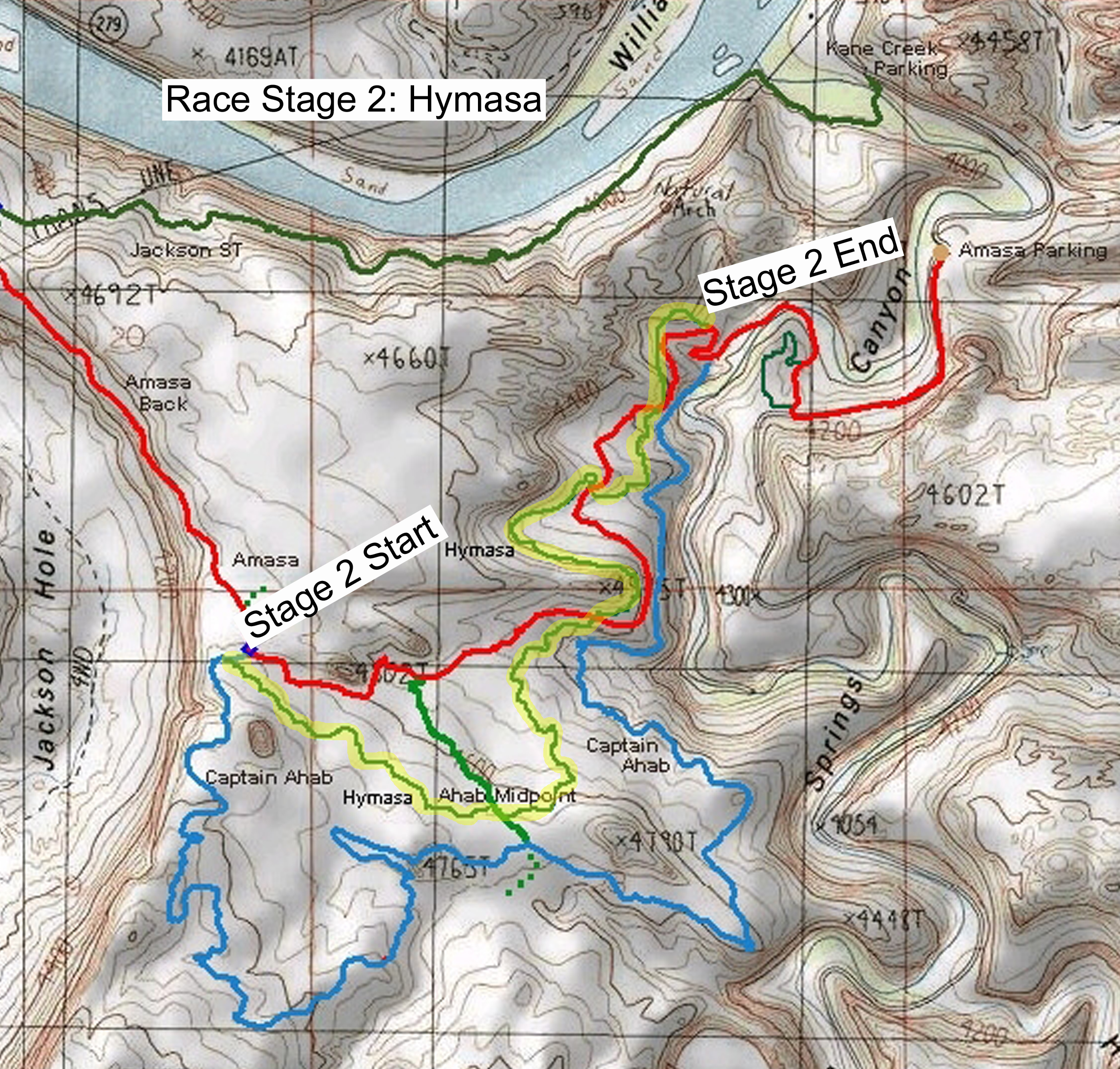 Enduro Race Stage 2