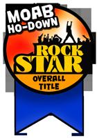 Moab Ho-Down Rock Star