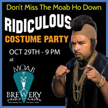 Ridiculous Costume Party 2016